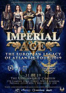 Imperial_Age_EU_Tour_2019Serpentyne__Orpheum_Camden_Underworld