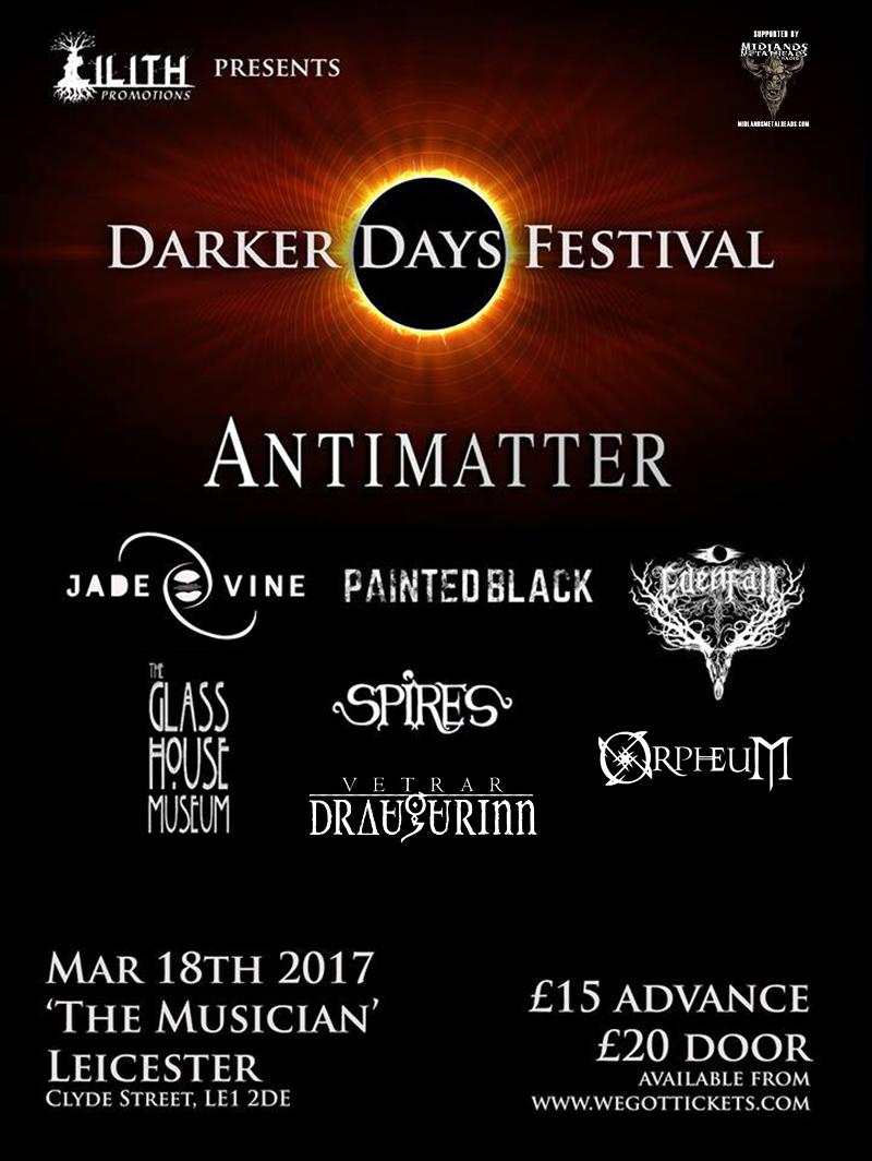 Live | Orpheum | Official Gothic Progressive Metal band, London UK