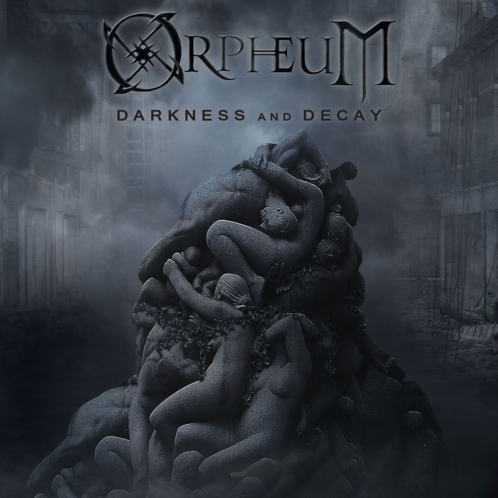Orpheum - Darkness and Decay Debut Album from the London Gothic Progressive Metal band